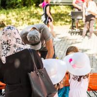 Spielplatzfest an der Sophienschule