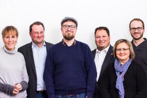 Vorstandsfoto der SPD Hof