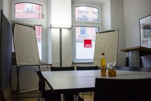 SPD-Parteibüro in Hof