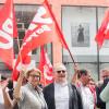 Demo gegen das Polizeiaufgabengesetz in Hof