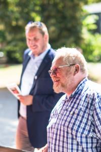 Landtagsabgeordneter Klaus Adelt