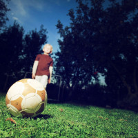 Kinderarmut Symobildbild