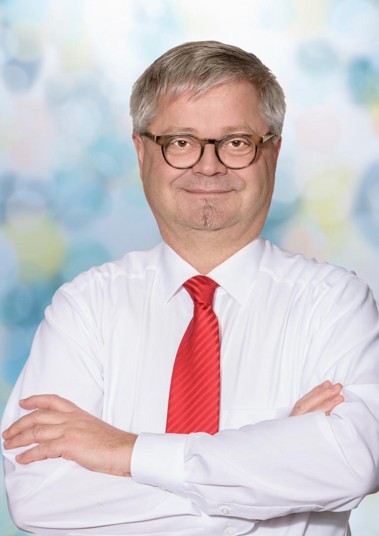 Martin Lücke Europakandidat 2019 - Pressefoto für die Europawahlen