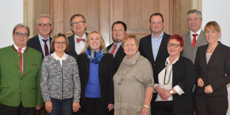 SPD-Fraktionsfoto Nov. 2016