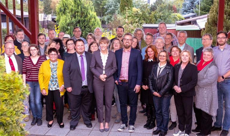 Hofer SPD-Stadtratskandidaten 2020