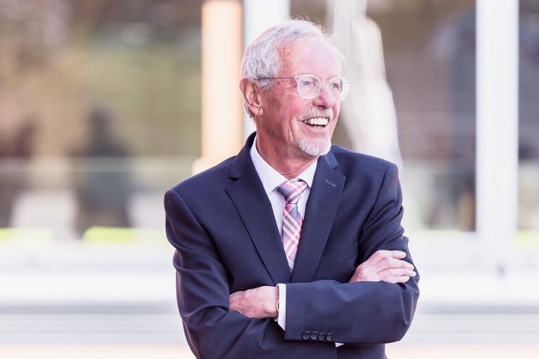 Dieter Döhla 2020, ehemaliger Hofer Oberbürgermeister