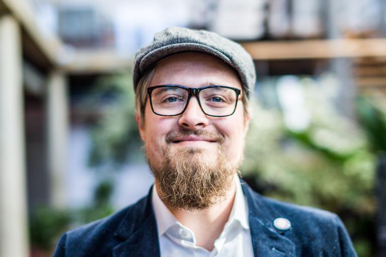 Hofer SPD-Vorsitzender Patrick Leitl