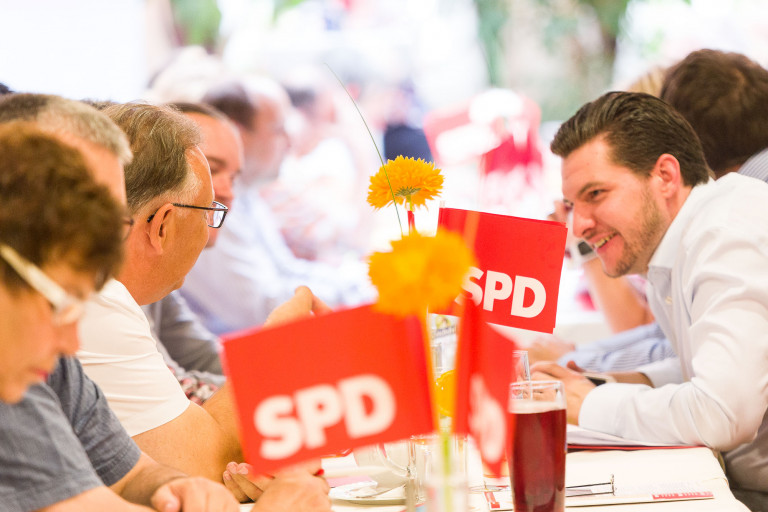 Sozialdemokraten Oberfranken