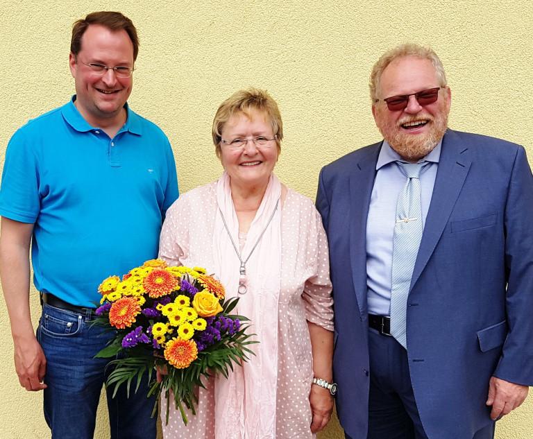 Heidemarie Schwärzel 75. Geburtstag