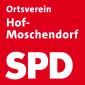 Logo Bold SPD Hof Moschendorf